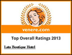 Lato Boutique Hotel in Heraklion Wins Guest Satisfaction Award