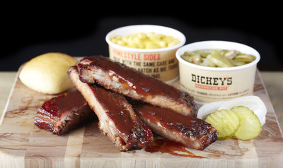 Dickey's Barbecue Pit opens in Haslet Thursday with a three day grand opening celebration.