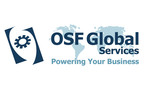 OSF Global Services logo.  (PRNewsFoto/OSF Global Services)