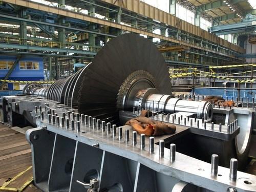 Doosan Skoda Power: Every turbine is unique (PRNewsFoto/Doosan Skoda Power)