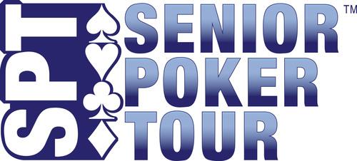 SPT Logo. (PRNewsFoto/Senior Poker Tour) (PRNewsFoto/SENIOR POKER TOUR)