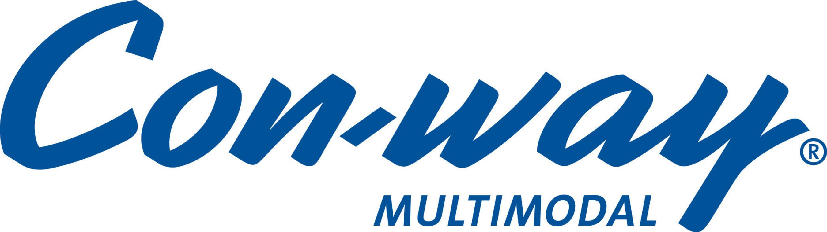 Con-way Multimodal logo