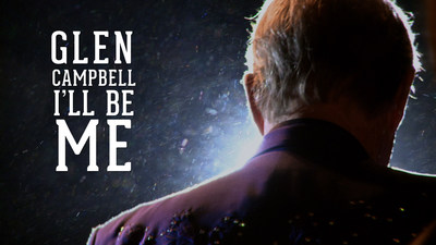 """Glen Campbell...I'll Be Me,"" unveils the remarkable legacy America's great country music legend. In theaters nationwide this fall."