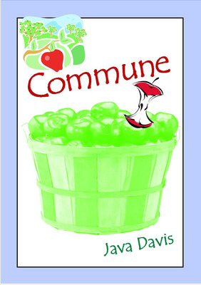 Commune, by Java Davis, will be released on January 31st, 2014. (PRNewsFoto/Java Davis)