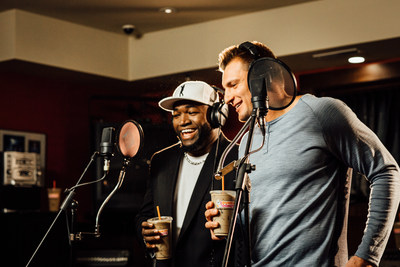 "DUNKIN' DONUTS PRESENTS ""SUMMER CHILL,"" THE DEBUT ALBUM FROM ROB GRONKOWSKI AND DAVID ORTIZ"