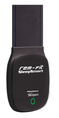 The REM-Fit SleepSmart, powered by Sleepace, is a non-wearable sleep monitor that uses sensors to monitor heart rate, breathing and motion.