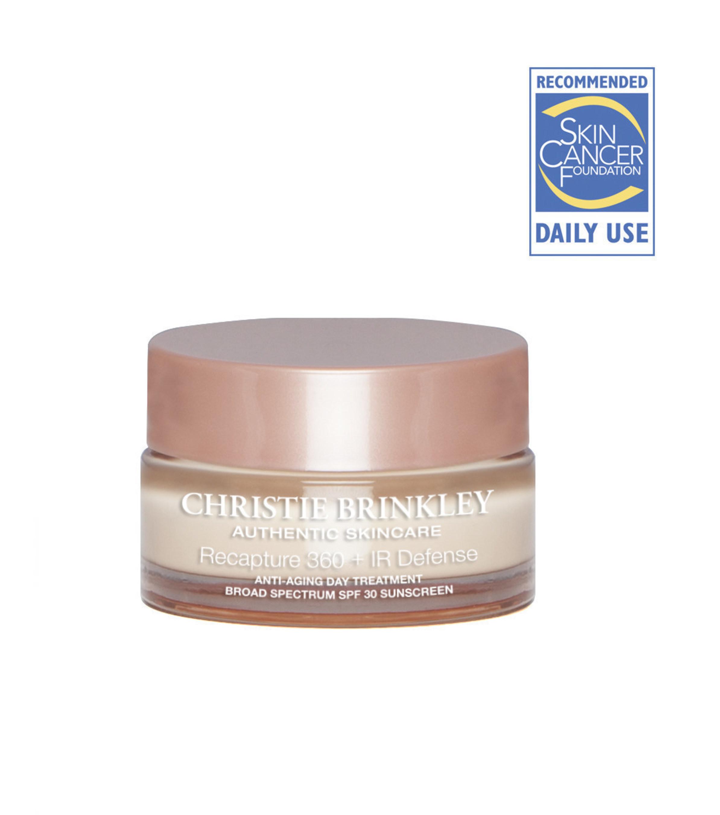 Christie Brinkley Authentic Skincare 360 + IR Defense Anti-Aging Day Cream