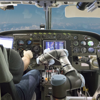 Aurora's Aircrew Labor In-Cockpit Automation System (ALIAS) program