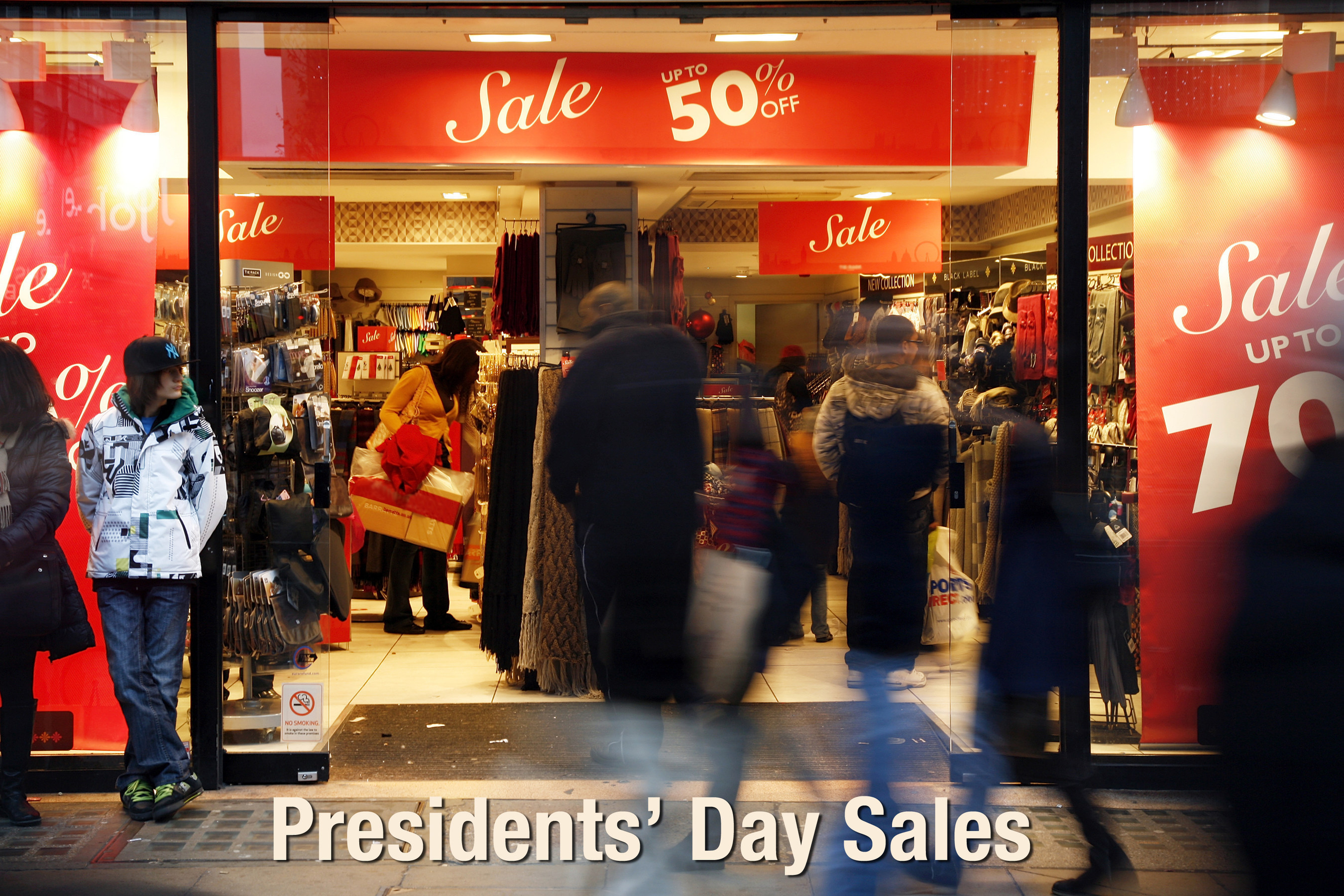 Deep discounting for presidents day sales rival cyber monday deals