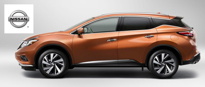 The all-new and redesigned 2015 Nissan Murano will be arriving soon at Briggs Nissan Lawrence. (PRNewsFoto/Briggs Nissan Lawrence)