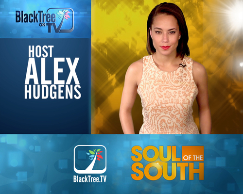BlackTree TV, the No. 1 destination for African-Americans on YouTube and one of the largest online content providers for urban entertainment and information, today announced the premiere of a TV network program on Soul of the South Network. Hosted by Alex Hudgens, 'BlackTree on TV' marks the first time an urban YouTube channel has launched a daily national original program.  The half-hour series will deliver Hollywood news and information using the best of BlackTree TV's current coverage and deep library of interviews, red carpets, behind-the-scenes and set visits to give a weekly rundown on the best Hollywood has to offer. (PRNewsFoto/BlackTree TV)