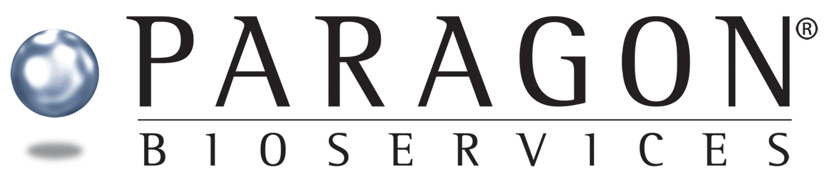 Paragon Bioservices Logo