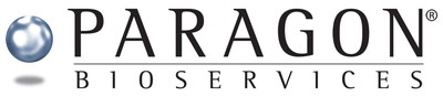 Paragon Bioservices Logo (PRNewsFoto/Paragon Bioservices, Inc.)