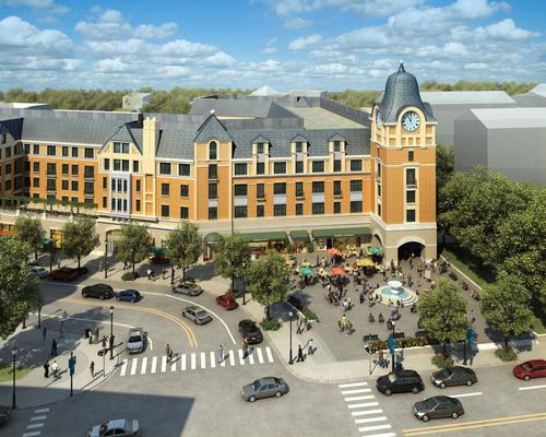 The Bozzuto Group, Abdo Development, Pritzker Realty Group Break Ground on Monroe Street Market,