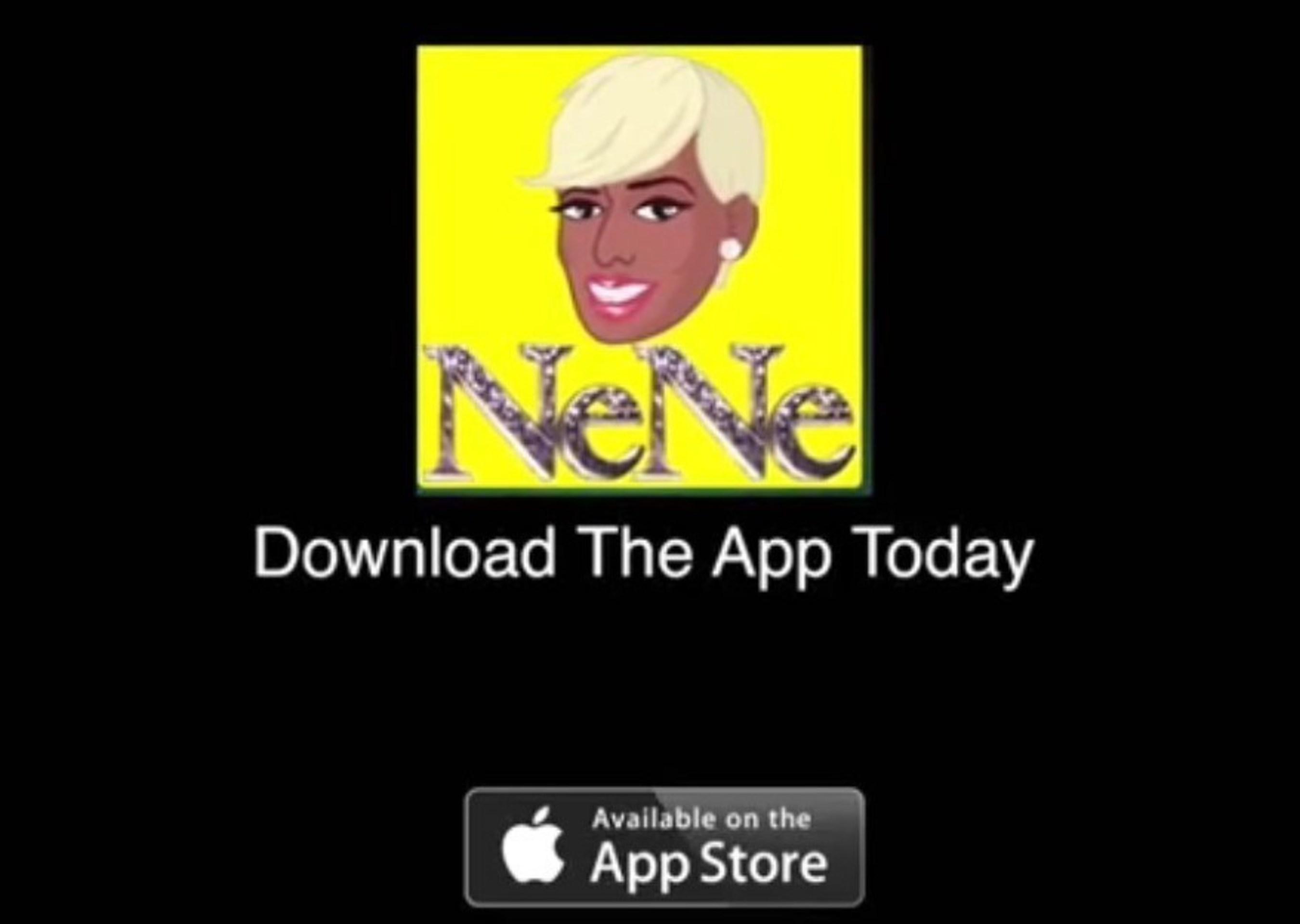 NeNe Leakes Launches a New iOS App