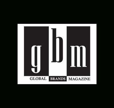 Global Brands Magazine Logo (PRNewsFoto/Global Brands Publications Ltd)