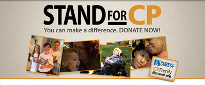 Support Stem Cell Research! 100% of your donations go toward funding life-changing medical research for cerebral palsy patients and families in need.