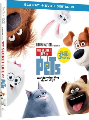 the adventures of max in the secret life of pets a film by illumination entertainment The secret life of pets (blu-ray + dvd) - blu-ray (2018) for $1477 from oldiescom comedy - order by phone 1-800-336-4627.