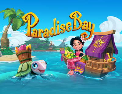 Paradise Bay by King Digital Entertainment