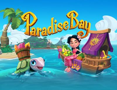 Paradise Bay by King Digital Entertainment
