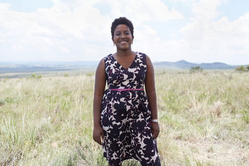 Ory Okolloh, Director, Investments, Omidyar Network (PRNewsFoto/Omidyar Network)