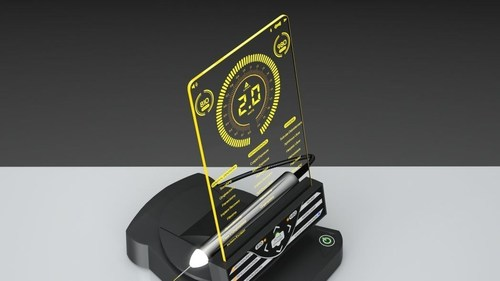 Transparent and rugged Lumineq displays can be drilled and cut to any shape to fit demanding end-product ...