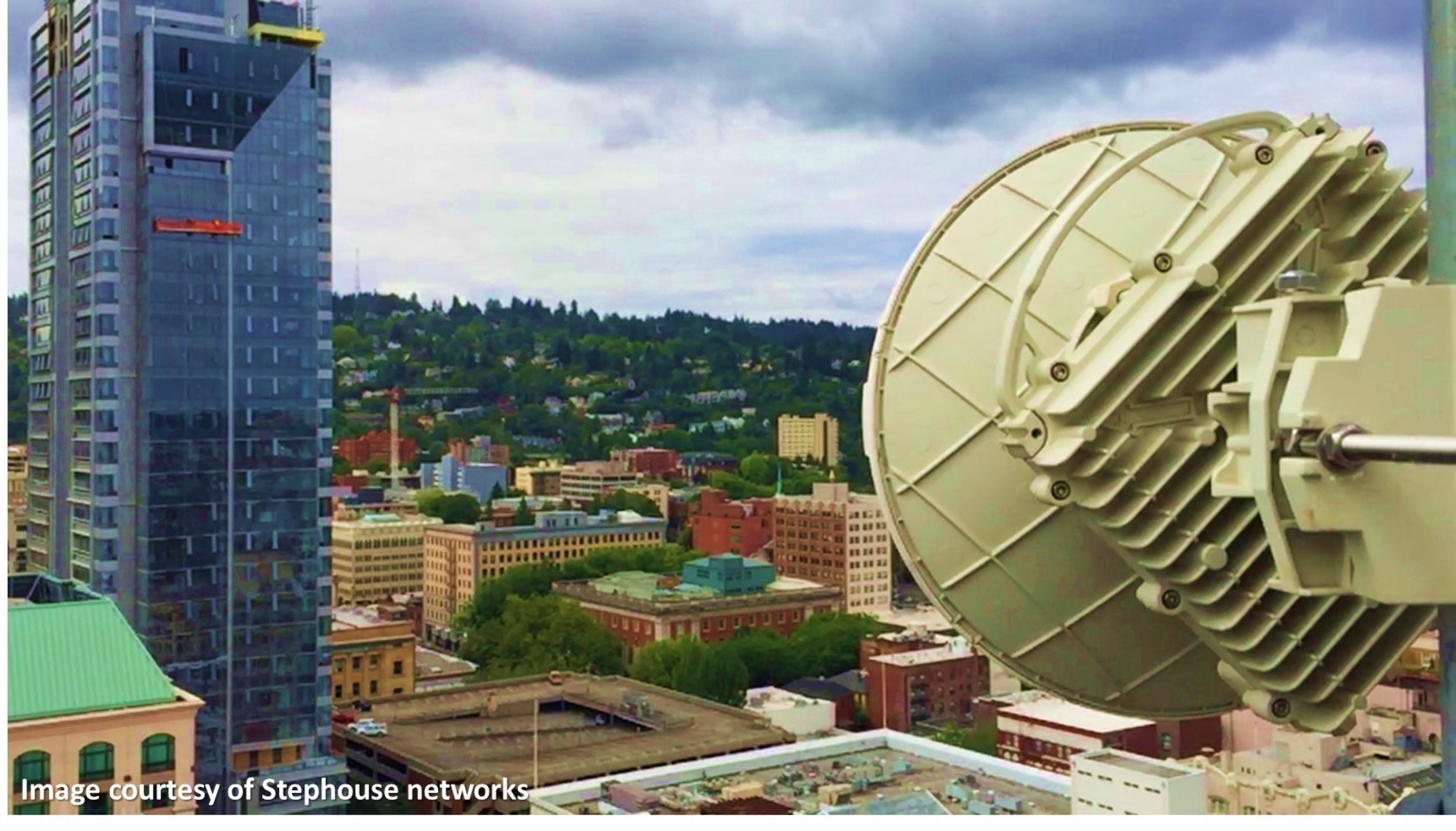 Siklu Chosen as Primary Supplier of Gigabit Wireless Connectivity by Portland ISP, Stephouse
