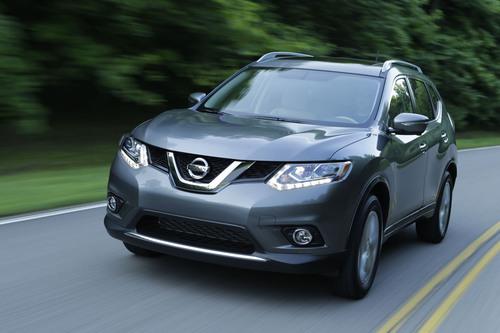 2014 Nissan Rogue.  (PRNewsFoto/Nissan North America)