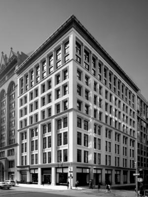 160 Fifth Avenue. (PRNewsFoto/RFR Realty LLC) (PRNewsFoto/RFR REALTY LLC)