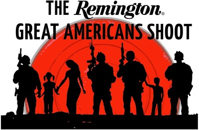For more information on the Remington Great American Shoot and to donate, visit their website at: https://rgas.dojiggy.com (PRNewsFoto/Remington Great Americans Shoot)