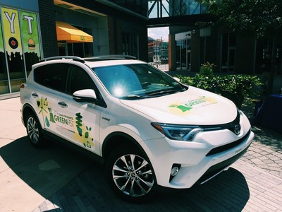 Clean Air Council and Toyota Hybrids host Philadelphia's largest environmental festival with food, fun, and eco-adventures
