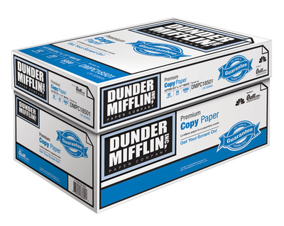 Quill.com launches Dunder Mifflin paper.  (PRNewsFoto/Quill.com)