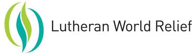 Lutheran World Relief logo.