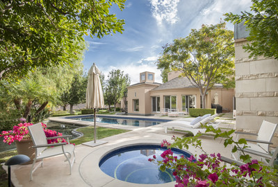 Michael Chan-designed 'Vista Ridge' estate goes up for auction via Concierge Auctions