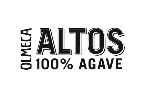 Olmeca Altos Tequila. (PRNewsFoto/Pernod Ricard USA)