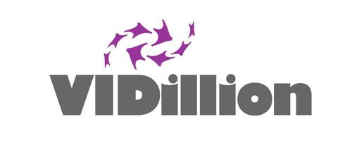 Vidillion logo.  (PRNewsFoto/Vidillion Inc.)