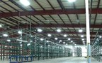 Fully climate controlled warehouse with 2.7 MW power ready for Bitcoin mining. (PRNewsFoto/Hash Rack Power)