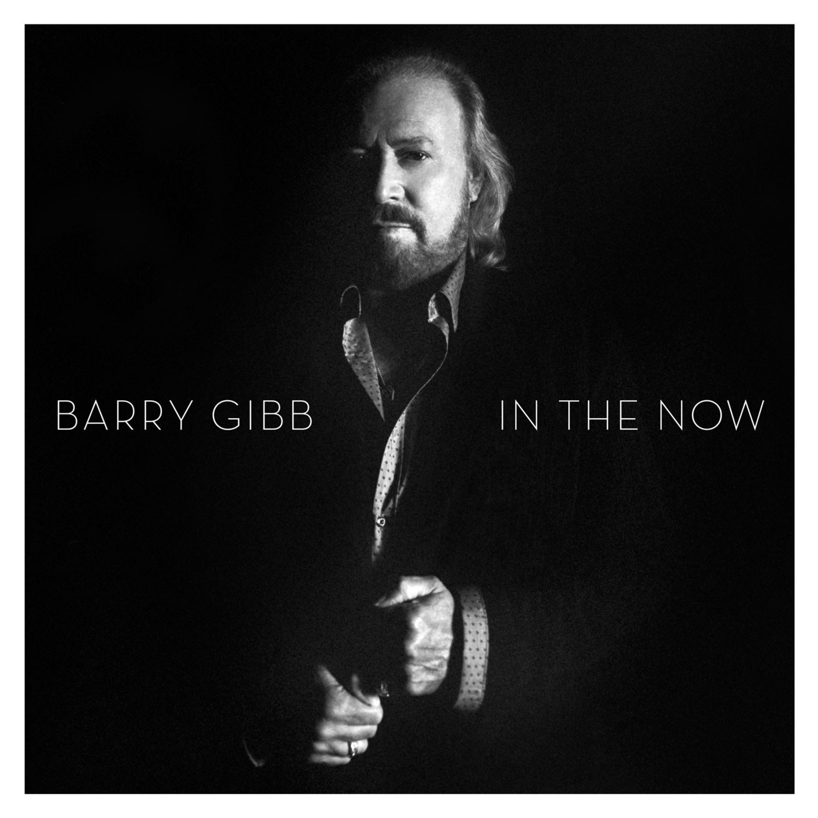Columbia Records Announces Legendary Singer/Songwriter/Producer Barry Gibb To Release First Solo Album Involving New Material 'In The Now' On October 7; Available For Pre-Order Today