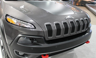 Palmen Chrysler Dodge Jeep Ram of Racine is preparing to receive the 2014 Jeep Cherokee.  (PRNewsFoto/Palmen Chrysler Dodge Jeep Ram of Racine)