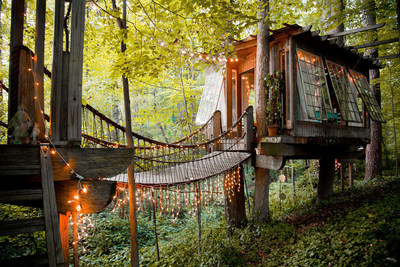 Secluded Intown Treehouse (Atlanta, Georgia)