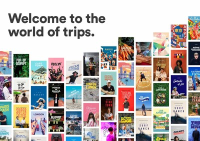 Airbnb announces the launch of Trips- a people-powered platform designed to make travel both easy and magical.