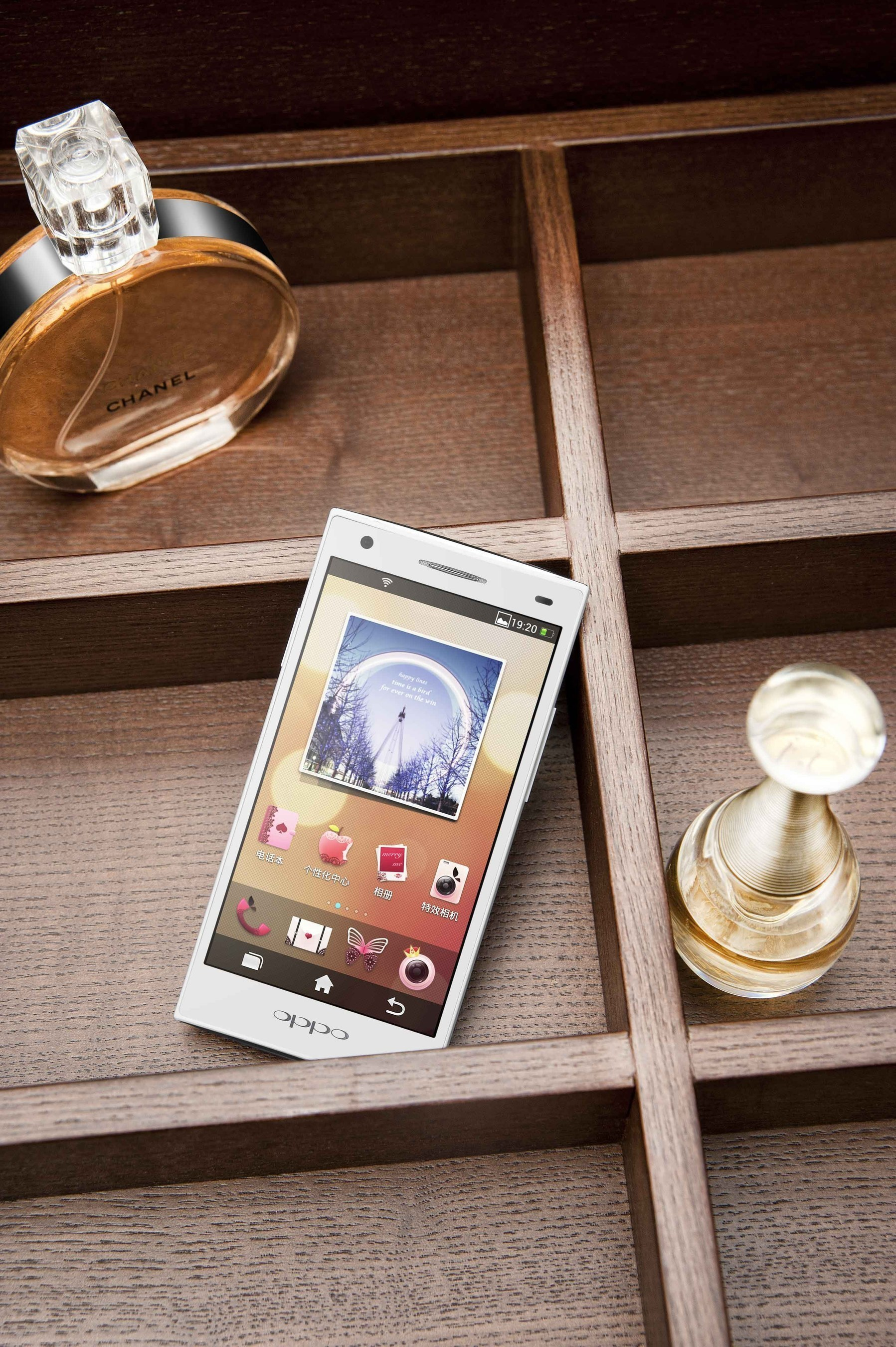 """OPPO Ulike 2 with the 80-degree """"golden angle"""" Field of View"""