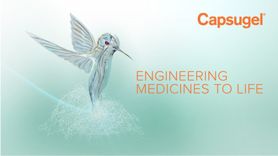 """""""Engineering Medicines to Life"""" campaign highlights Capsugel's unique positioning as specialty CDMO."""