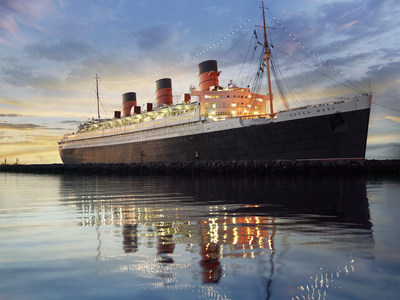 Queen Mary Celebrates 80th Anniversary - Long Beach, CA (PRNewsFoto/The Queen Mary)