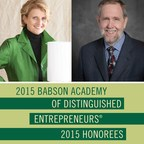 Dorothy Cann Hamilton, Founder and CEO of the International Culinary Center (ICC), and creator and host of Chef's Story, and Doug Rauch, Past President of Trader Joes, Founder of Daily Table, and CEO of Conscious Capitalism Inc., will be inducted into the Academy of Distinguished Entrepreneurs at Babson College on November 12, 2015.