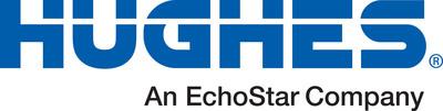 Hughes Network Systems, LLC Logo.  (PRNewsFoto/Hughes Network Systems, LLC)