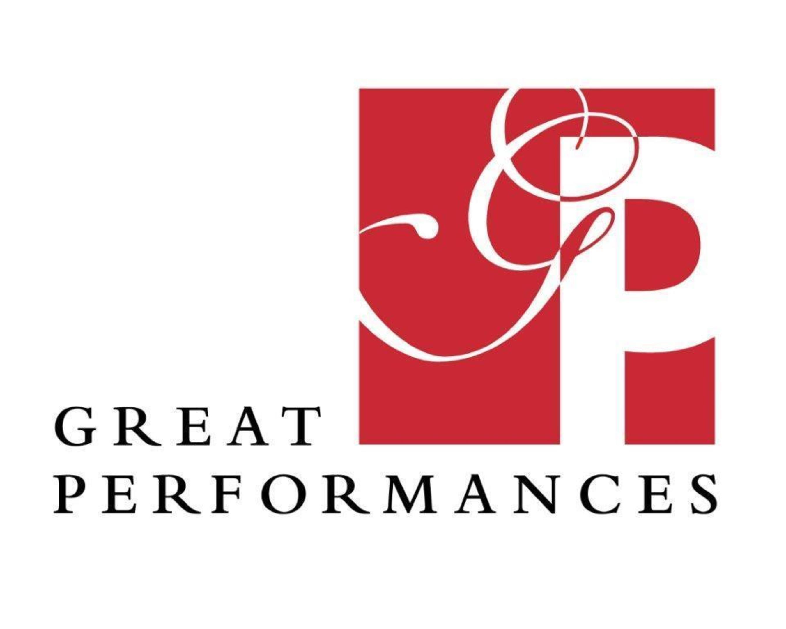 """Great Performances"" logo, courtesy: WNET New York Public Media"