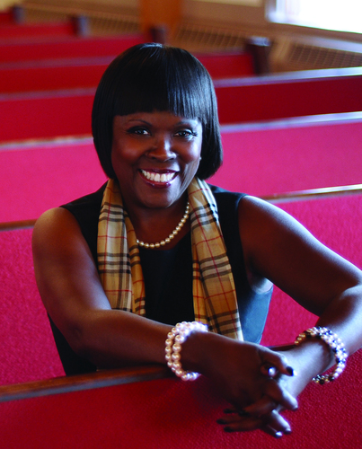 Gwen Webber-McLeod, award-winning leadership development expert and founder of Gwen, Inc. (PRNewsFoto/Gwen, Inc.)