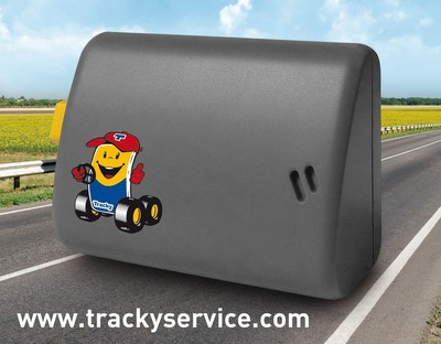Europe Telepass Trackyservice for highways toll reserved for transport companies (PRNewsFoto/FAI SERVICE)