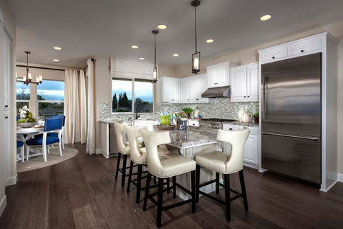 Standard Pacific Homes Announces the Grand Opening of Westmount, a brand new community in San Jose. Westmount will offer seven unique attached and cottage-style home designs. The model home debuts on Saturday, April 12. For more information, visit standardpacifichomes.com. (PRNewsFoto/Standard Pacific Homes) (PRNewsFoto/STANDARD PACIFIC HOMES)